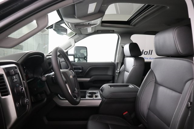 2019 Silverado 2500 Crew Cab 4x4,  Pickup #1492132 - photo 16