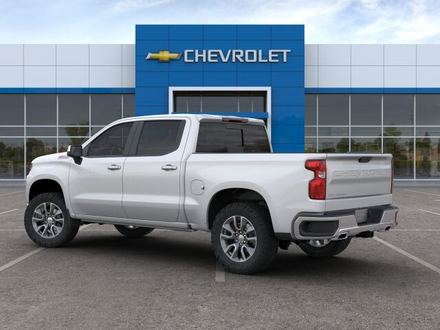 2019 Silverado 1500 Crew Cab 4x4,  Pickup #1492143 - photo 4