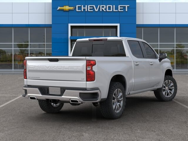 2019 Silverado 1500 Crew Cab 4x4,  Pickup #1492143 - photo 5