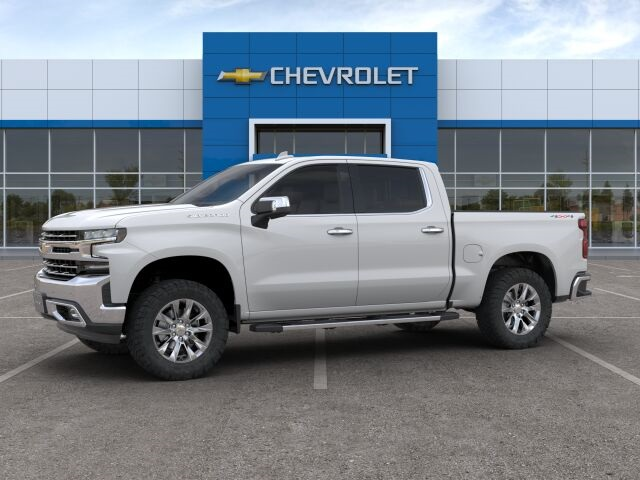 2019 Silverado 1500 Crew Cab 4x4,  Pickup #1492155 - photo 3