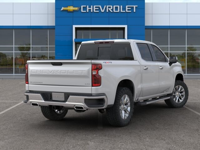 2019 Silverado 1500 Crew Cab 4x4,  Pickup #1492155 - photo 5