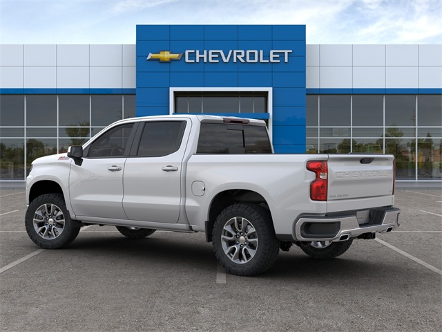 2019 Silverado 1500 Crew Cab 4x4,  Pickup #1492156 - photo 4
