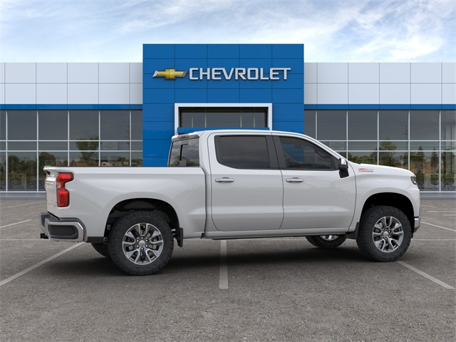 2019 Silverado 1500 Crew Cab 4x4,  Pickup #1492156 - photo 6