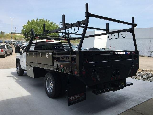 2021 Chevrolet Silverado 3500 Regular Cab 4x4, Freedom Contractor Body #14C140541 - photo 1