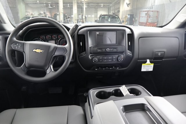 2019 Silverado 3500 Crew Cab 4x4,  Pickup #14C155022 - photo 10
