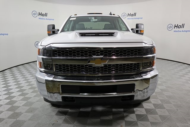 2019 Silverado 3500 Crew Cab 4x4,  Pickup #14C155022 - photo 3