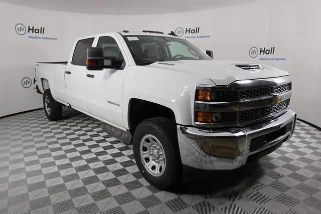 2019 Silverado 3500 Crew Cab 4x4,  Pickup #14C155022 - photo 4