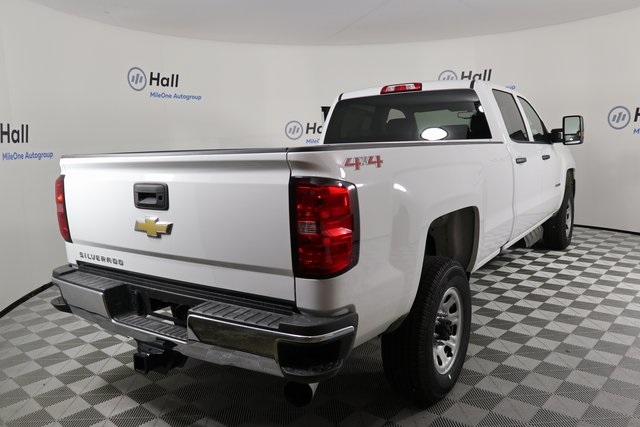 2019 Silverado 3500 Crew Cab 4x4,  Pickup #14C155022 - photo 5