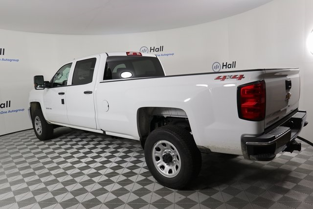 2019 Silverado 3500 Crew Cab 4x4,  Pickup #14C155022 - photo 2