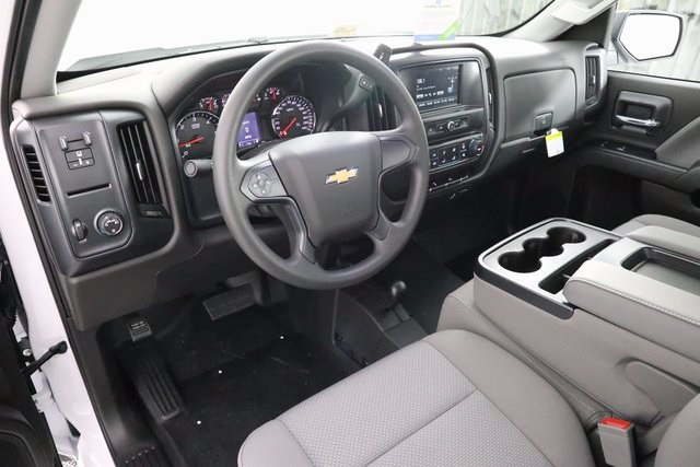 2018 Silverado 1500 Regular Cab 4x4 Pickup #14C169144 - photo 11