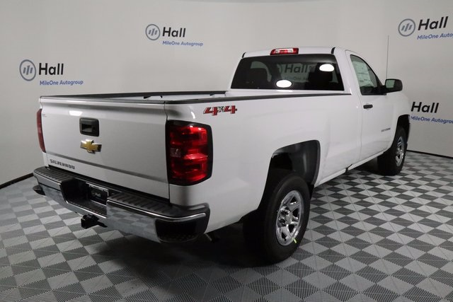 2018 Silverado 1500 Regular Cab 4x4 Pickup #14C169144 - photo 7