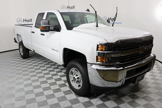 2018 Silverado 2500 Double Cab, Pickup #14C180541 - photo 4