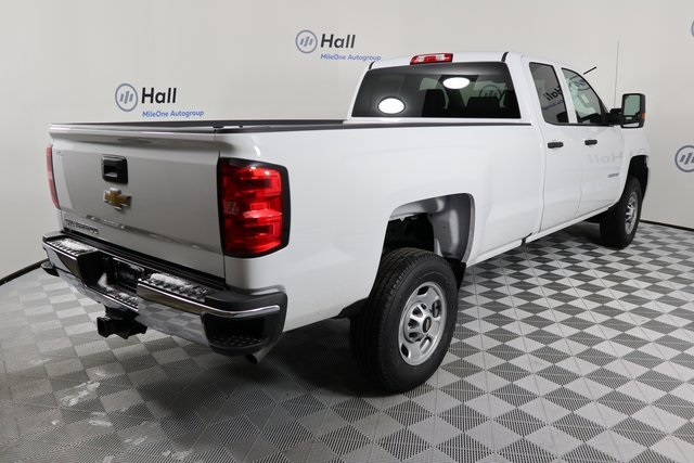 2018 Silverado 2500 Double Cab, Pickup #14C180541 - photo 5