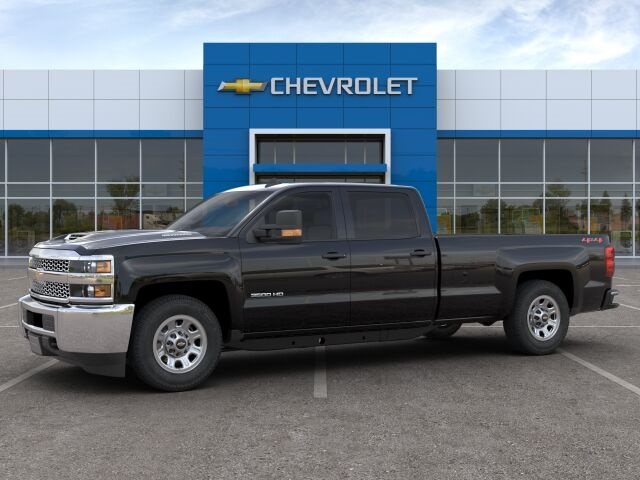 2019 Silverado 3500 Crew Cab 4x4,  Pickup #14C190603 - photo 3