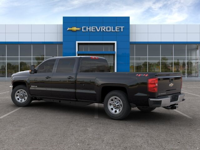 2019 Silverado 3500 Crew Cab 4x4,  Pickup #14C190603 - photo 4