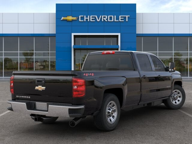 2019 Silverado 3500 Crew Cab 4x4,  Pickup #14C190603 - photo 5