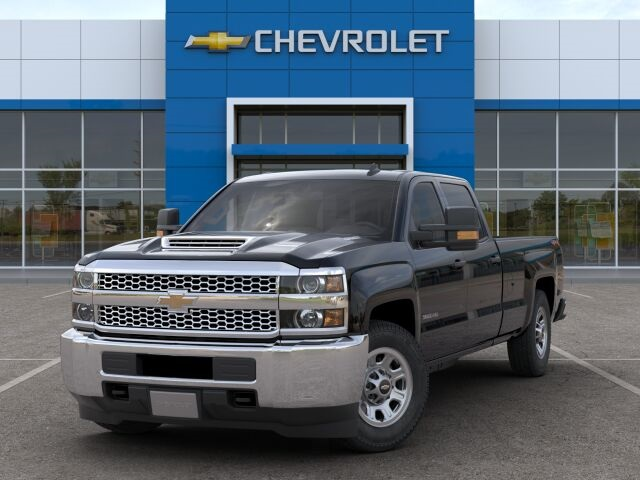 2019 Silverado 3500 Crew Cab 4x4,  Pickup #14C190603 - photo 7