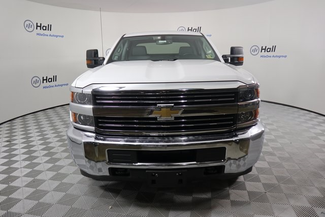 2018 Silverado 2500 Crew Cab 4x4,  Reading Classic II Steel Service Body #14C264920 - photo 3