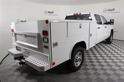 2018 Silverado 2500 Crew Cab 4x4,  Reading Classic II Steel Service Body #14C264920 - photo 5