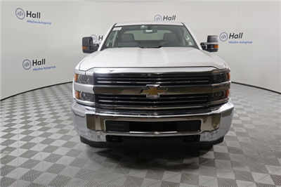 2018 Silverado 2500 Crew Cab 4x2,  Reading Classic II Steel Service Body #14C275586 - photo 3