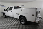 2018 Silverado 2500 Crew Cab 4x2,  Reading Classic II Steel Service Body #14C275586 - photo 2