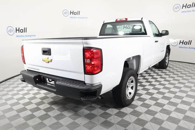 2018 Silverado 1500 Regular Cab, Pickup #14C310076 - photo 5
