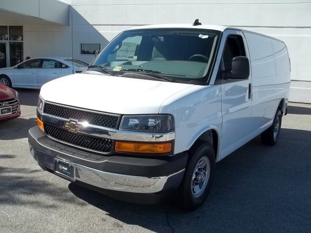 2017 Express 2500 Cargo Van #14C340394 - photo 1