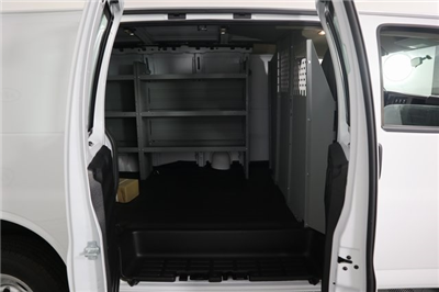 2017 Express 2500 4x2,  Upfitted Cargo Van #14C345919 - photo 9