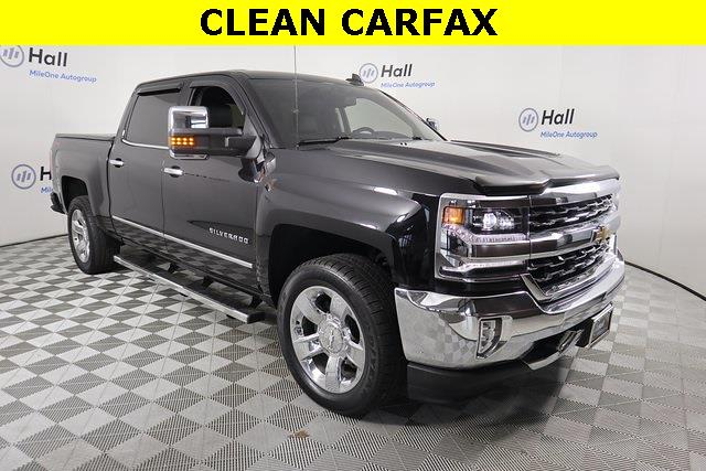 2018 Silverado 1500 Crew Cab 4x4,  Pickup #14C355821 - photo 4
