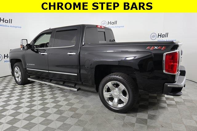 2018 Silverado 1500 Crew Cab 4x4,  Pickup #14C355821 - photo 5