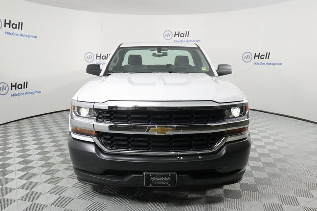 2018 Silverado 1500 Regular Cab 4x2,  Pickup #14C367177 - photo 3