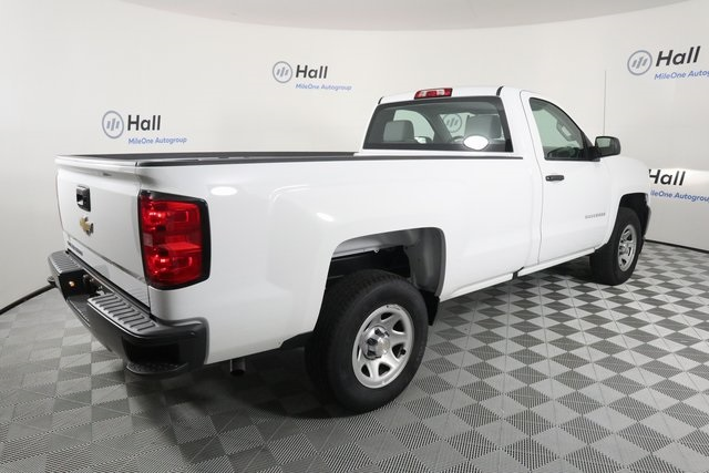 2018 Silverado 1500 Regular Cab 4x2,  Pickup #14C367177 - photo 5