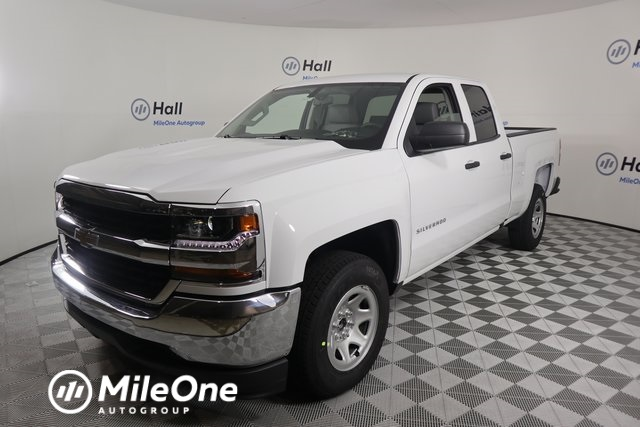 2018 Silverado 1500 Double Cab 4x2,  Pickup #14C372496 - photo 1