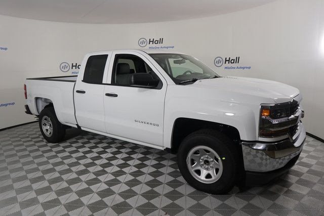 2018 Silverado 1500 Double Cab 4x2,  Pickup #14C372496 - photo 4