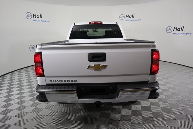 2018 Silverado 1500 Double Cab 4x2,  Pickup #14C372496 - photo 6