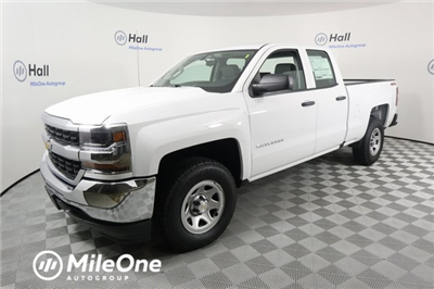 2018 Silverado 1500 Double Cab 4x4,  Pickup #14C373858 - photo 1