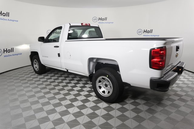 2018 Silverado 1500 Regular Cab 4x2,  Pickup #14C380768 - photo 2