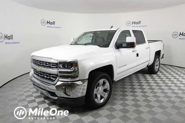 2018 Silverado 1500 Crew Cab 4x4,  Pickup #14C441952 - photo 1