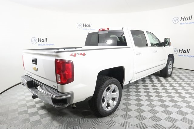 2018 Silverado 1500 Crew Cab 4x4,  Pickup #14C441952 - photo 5