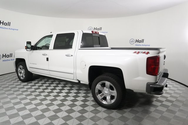 2018 Silverado 1500 Crew Cab 4x4,  Pickup #14C441952 - photo 2