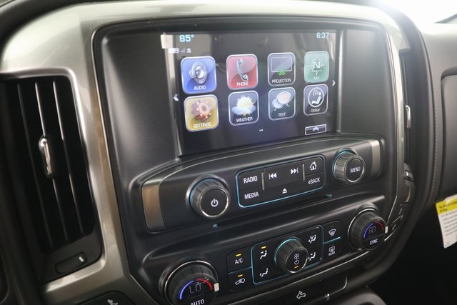 2018 Silverado 1500 Crew Cab 4x4,  Pickup #14C443238 - photo 14