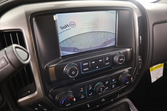 2018 Silverado 1500 Crew Cab 4x4,  Pickup #14C443238 - photo 15