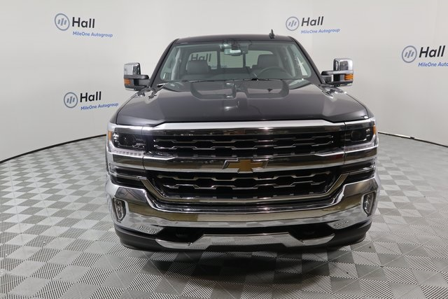 2018 Silverado 1500 Crew Cab 4x4,  Pickup #14C443238 - photo 3