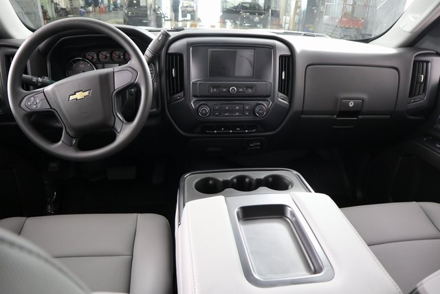 2018 Silverado 1500 Crew Cab 4x2,  Pickup #14C571792 - photo 10
