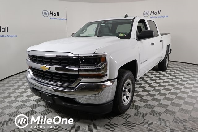 2018 Silverado 1500 Crew Cab 4x2,  Pickup #14C571792 - photo 1