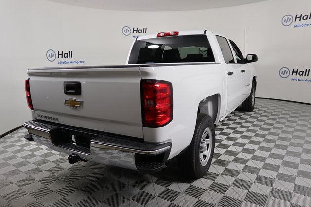 2018 Silverado 1500 Crew Cab 4x2,  Pickup #14C571792 - photo 5
