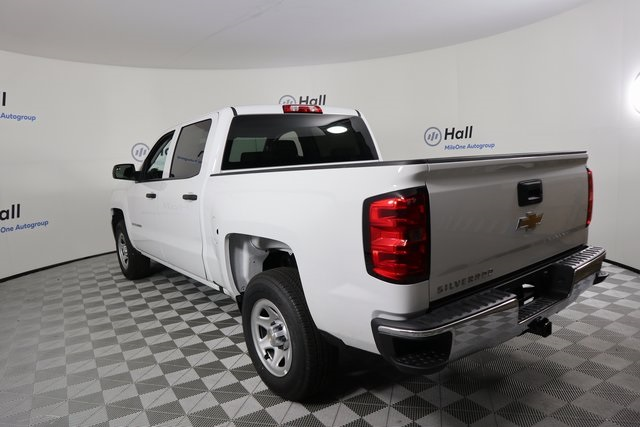 2018 Silverado 1500 Crew Cab 4x2,  Pickup #14C571792 - photo 2
