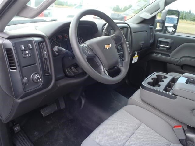 2015 Silverado 3500 Regular Cab, Knapheide Platform Body #T150079 - photo 8