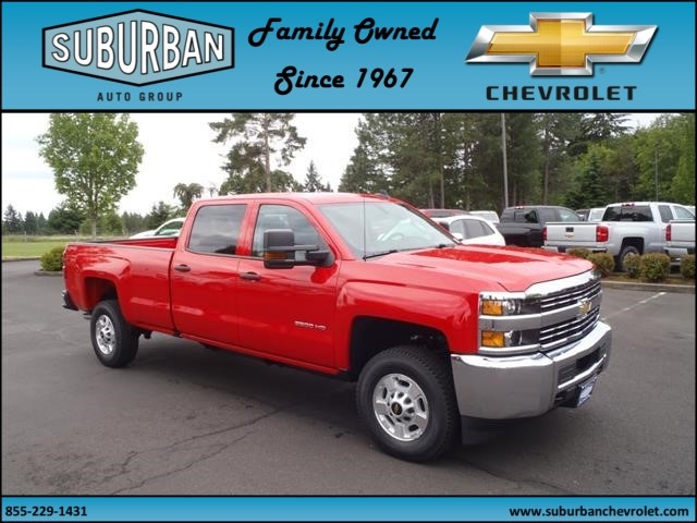 2016 Silverado 2500 Crew Cab 4x4, Pickup #T160680 - photo 3