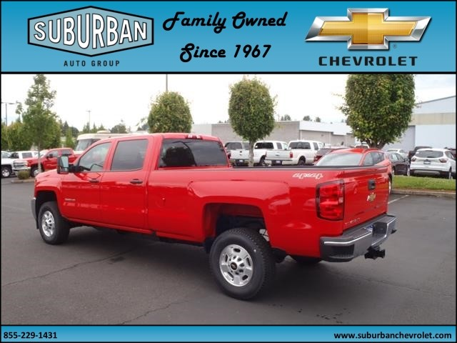 2016 Silverado 2500 Crew Cab 4x4, Pickup #T160680 - photo 2